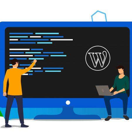 Membangun website menggunakan CMS